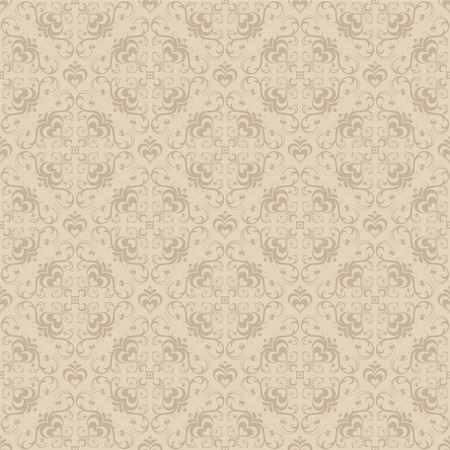 vector seamless ornament pattern Illustration