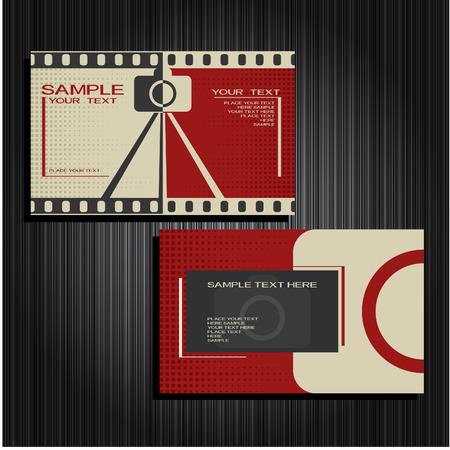 Business card (set 21)