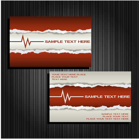 Business card set 30