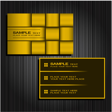 business cards set 36