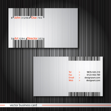 visits: Vector abstractas creativas tarjetas (plantilla de conjunto) Vectores
