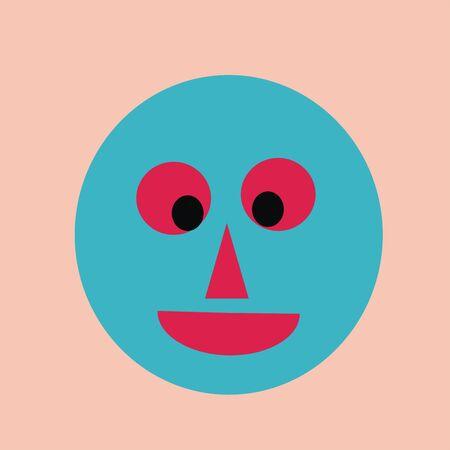 cartoon face 02