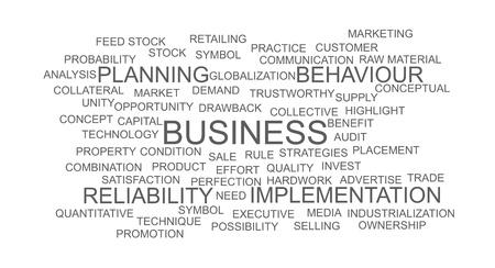 Business wordcloud