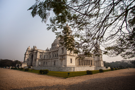 Victoria Memorial - Kolkata Stock Photo - 102451789