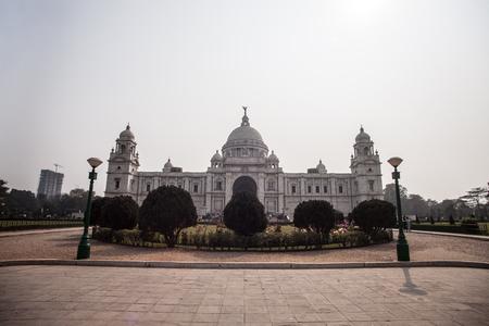 Victoria Memorial - Kolkata Stock Photo - 102526810