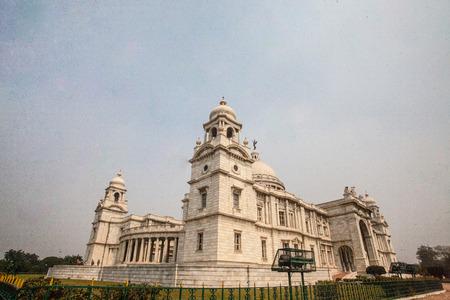 Victoria Memorial - Kolkata Stock Photo - 102451790