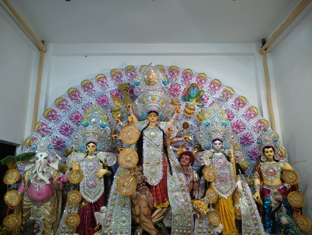 Festival of Bengal Stock Photo - 121150097