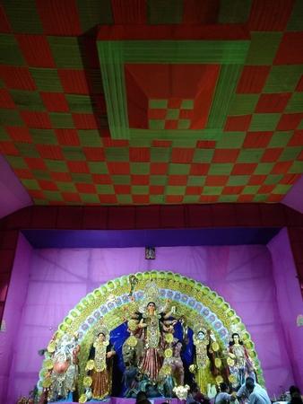 Festival of Bengal Stock Photo - 121150101