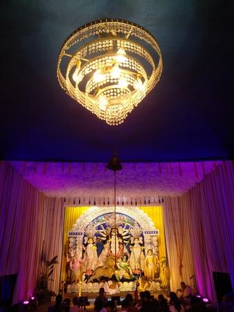 Festival of Bengal Stock Photo - 121150102