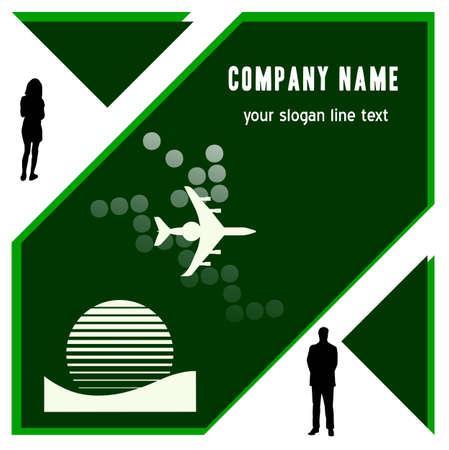 Business concept design Stock Vector - 7028487