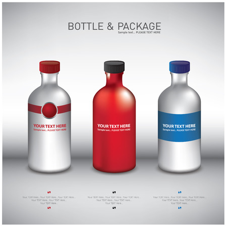 tipple: Bottle Design Illustration