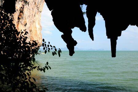 James Bond Island, Phang Nga, Thailand  photo
