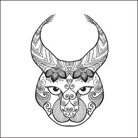 line drawing: Lynx