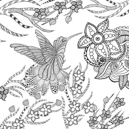 Hummingbird Flower Stock Photos Images. Royalty Free Hummingbird