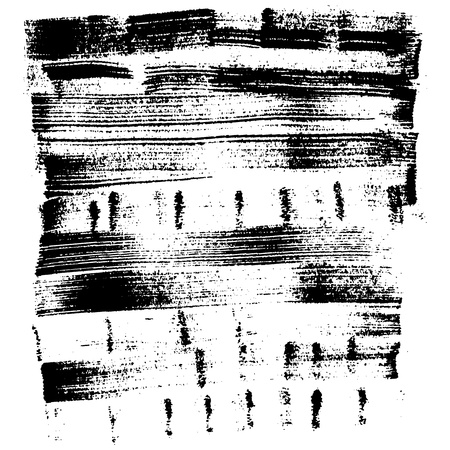 Grunge texture on a white background.