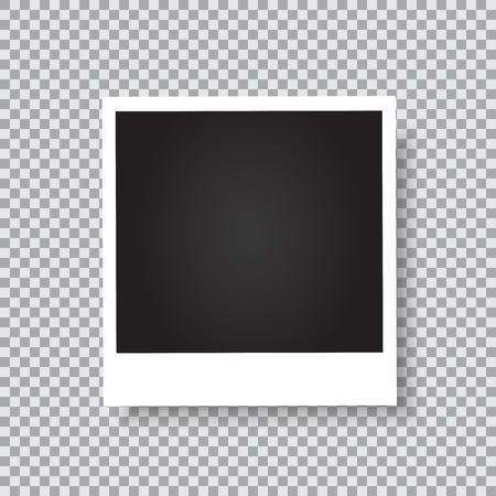 Retro-Fotorahmen.