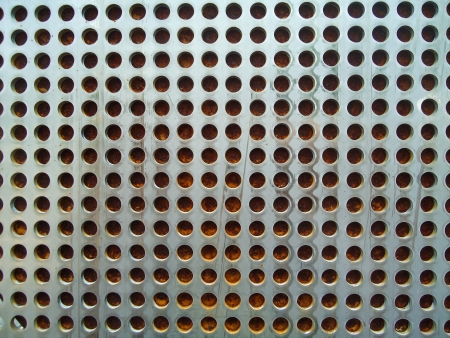 steel plate Stock Photo - 20006658