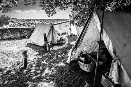 Small Rural Camp