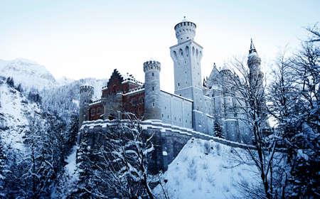 neuschwanstein: Neuschwanstein Castle