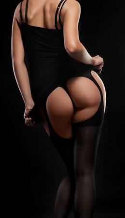 perfect ass Standard-Bild