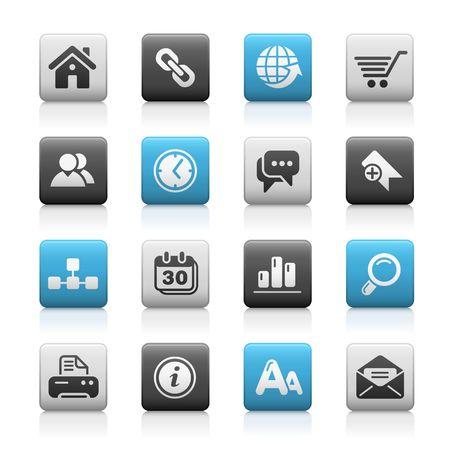 Web Site Internet Stock Vector - 6625076