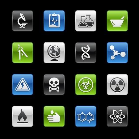 hazardous waste: Scienza   Gelbox Series