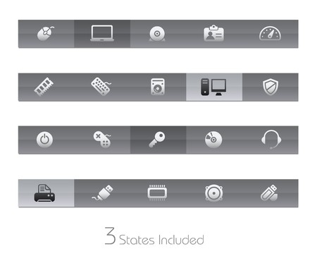 Computers &amp, Devices Vector