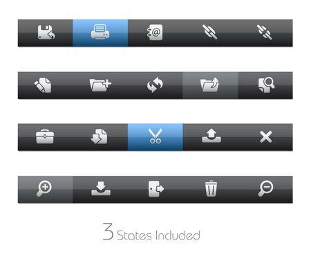 Interface Stock Vector - 7136834