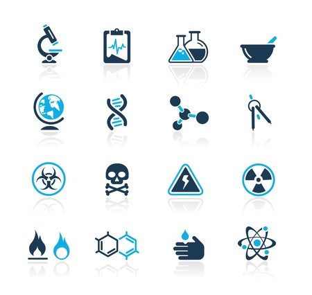 hazardous substances: Science  Azure Series
