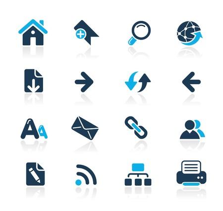 összekapcsol: Web Navigation  Azure Series