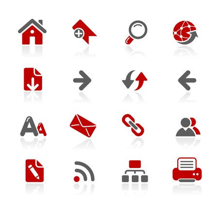 Web Navigation  Redico Series photo