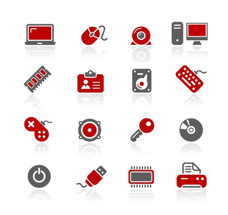 Computer Devices Stock Vector - 7781251