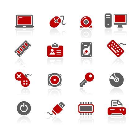 cable de red: Dispositivos de equipo
