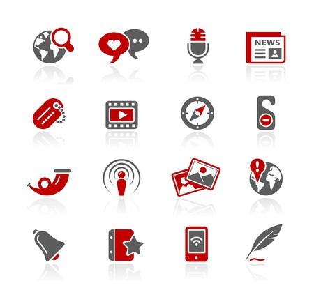 icons site search: Social Media