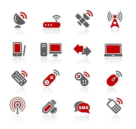 omroep: Draadloze communicatie  Stock Illustratie