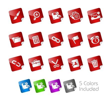 Interface Stock Vector - 8708329