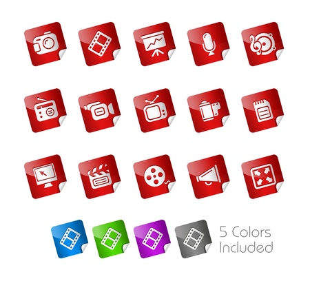 Multimedia  Stock Vector - 8708338