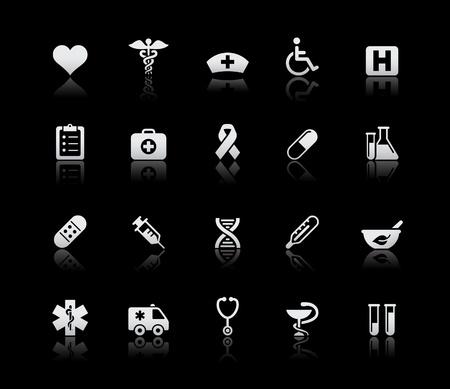 iconos medicos: Servicios de Medicina & Salud