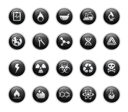 sustancias peligrosas: Ciencia  Black Label Series