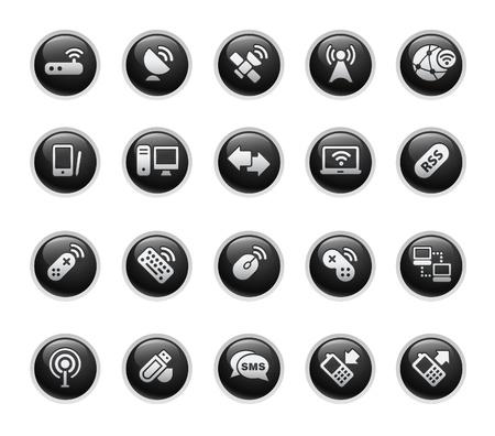 telecomunicaci�n: Comunicaciones inal�mbricas &  Black Label Series
