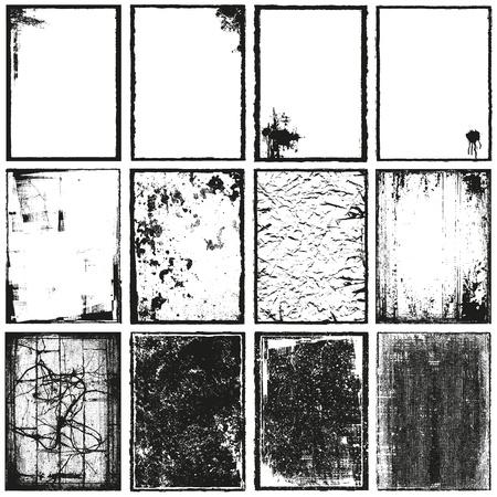 craft paper: Frames   Textures Illustration