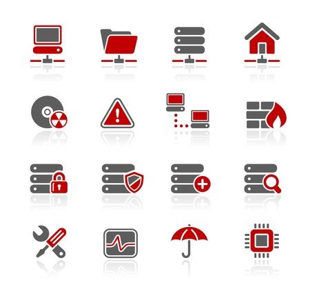 web hosting: Network   Server -- Redico Series