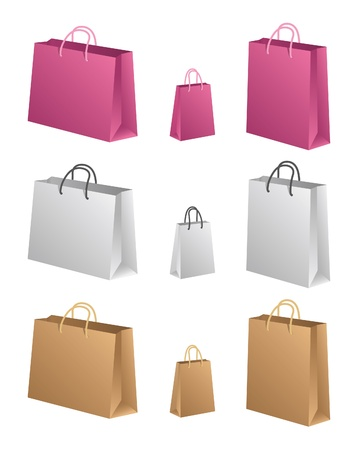 papers: Shopping Bags