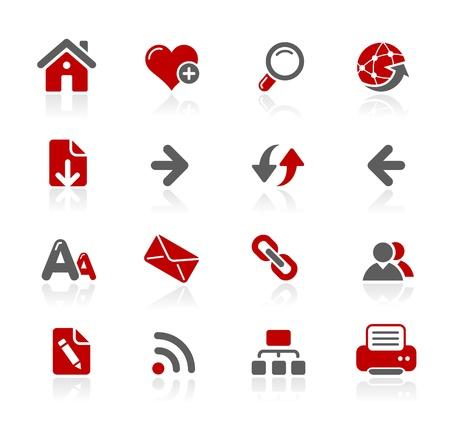 Navigazione Web - Redico Series Vettoriali