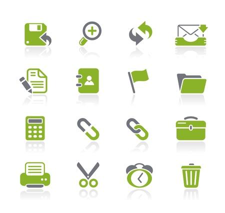 tackle box: Web Interface Icons -- Natura Series
