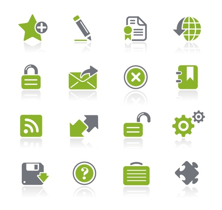delete: Web Icons -- Natura Series  Illustration