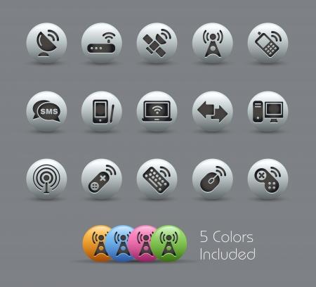 omroep: Draadloze en Communicatie - Pearly Series