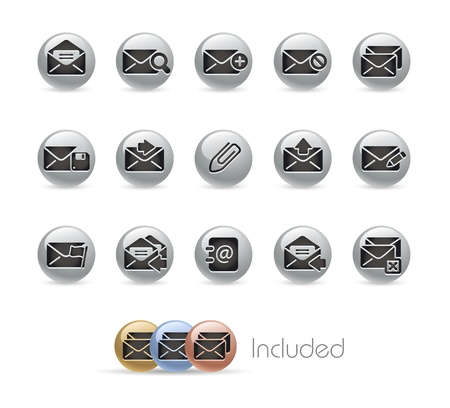 junk mail: E-mail Icons