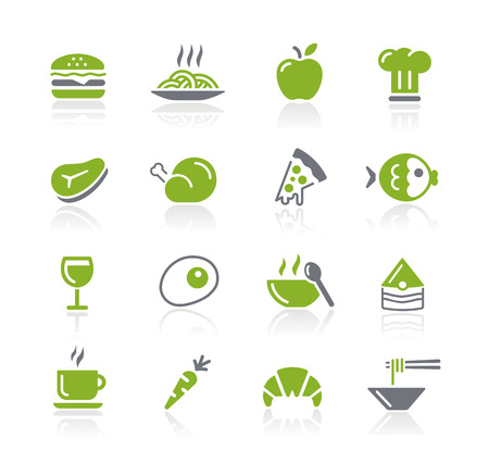 Food Icons - Nature Series