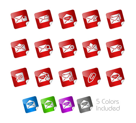 select all: E-mail Stickers
